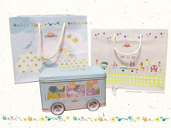 禮坊彌月禮盒/ Rivon baby cake series
