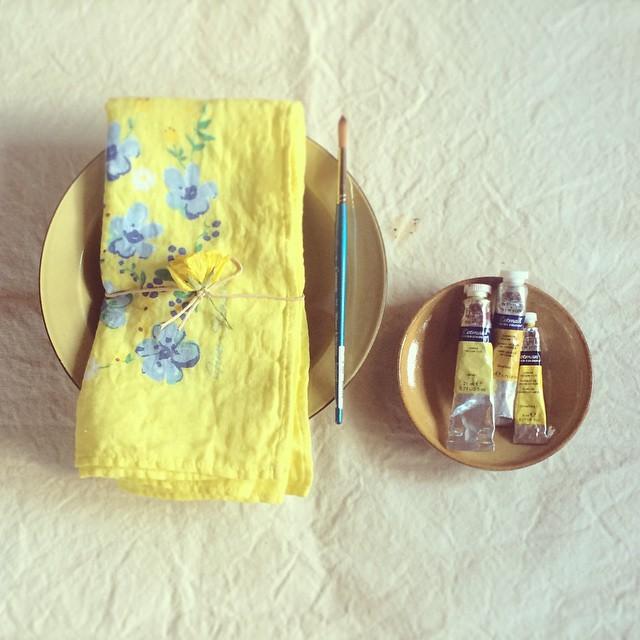 織品設計-春音/ Textile design